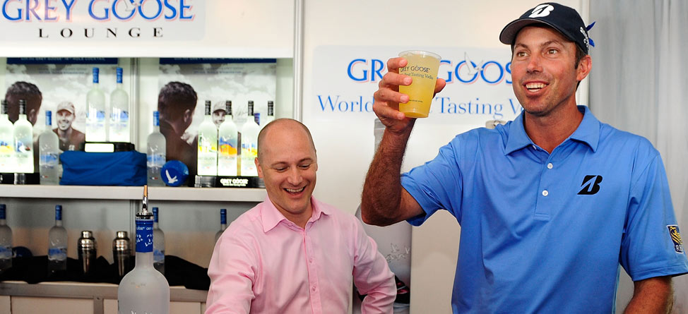 Grey Goose to Become Official Spirit of PGA Tour