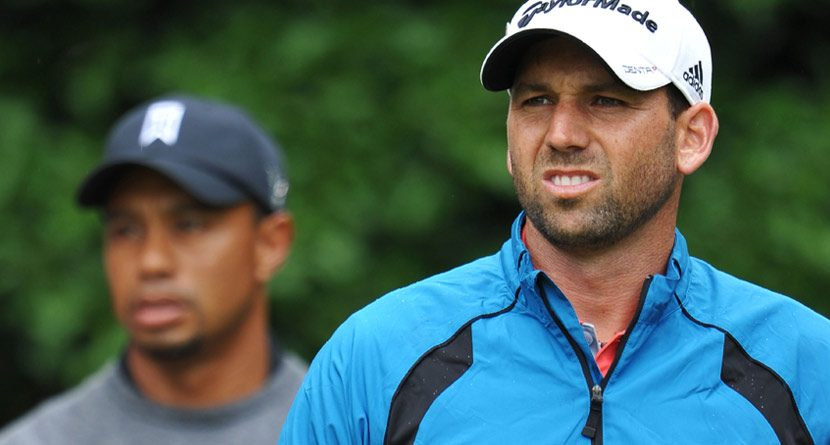 Did Sergio Garcia Learn His Lesson from Tiger Woods Comments?
