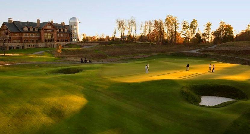 Primland Resort: Prime Golf Getaway