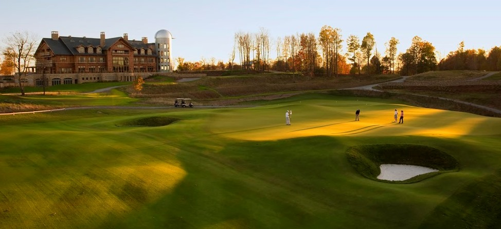 Primland Resort: Prime Golf Getaway