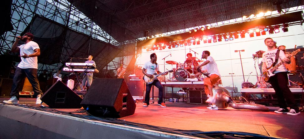#30DaysofPhilly: Annual Roots Concert