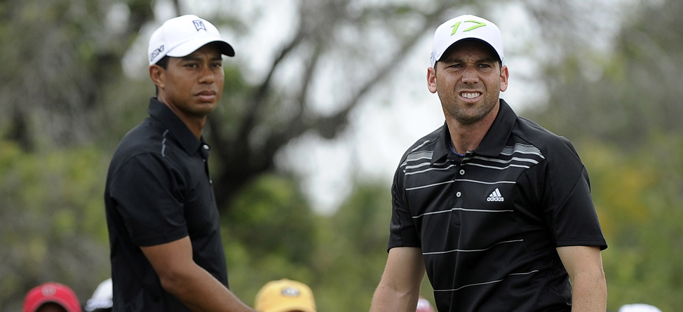 Sergio On Tiger: 'I Don't Need Him'