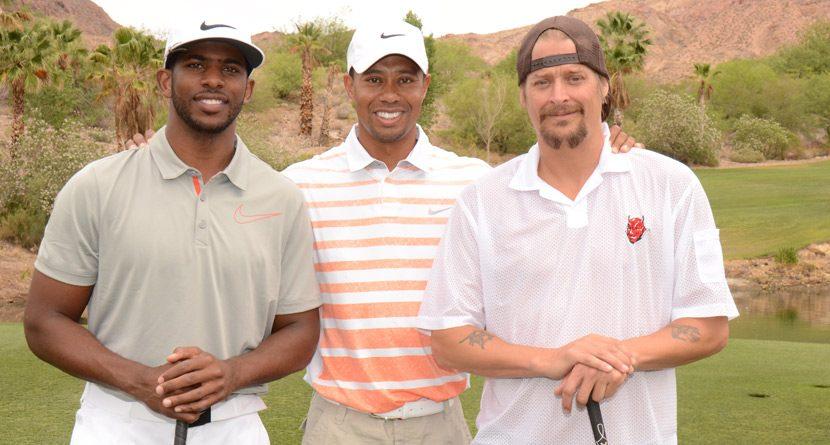 Back9 in 90 – Tiger Jam Rocks Las Vegas