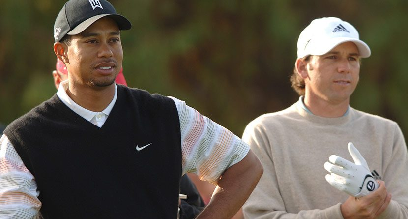 Back9 in 90 – The Battleground of Tiger & Sergio