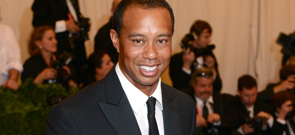 #Back9Style: Tiger On The Runway