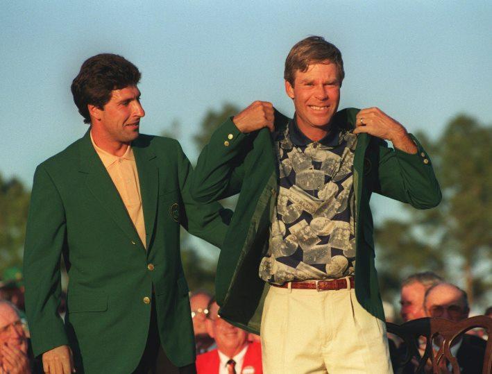 Ben Crenshaw 1995 Masters