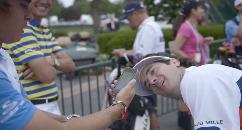 Bubba, Rickie 'Bomb' At The U.S. Open