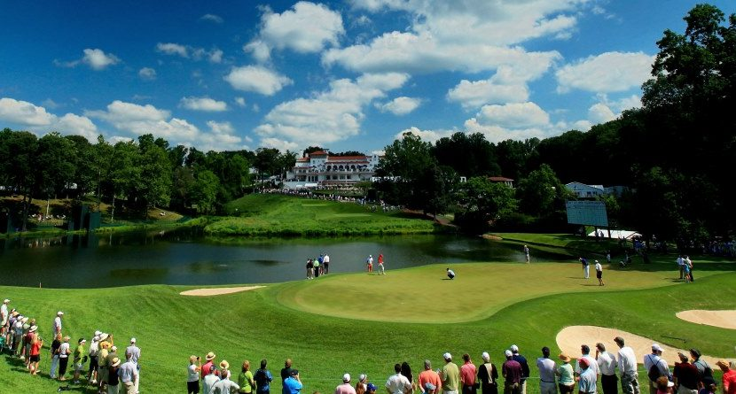 What It Takes To Win: AT&T National At Congressional