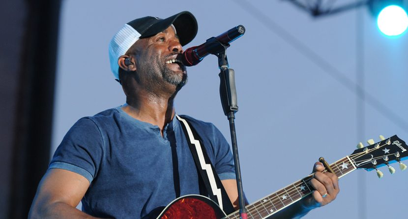 Hootie Tells The Most Random Tiger Woods Story Ever