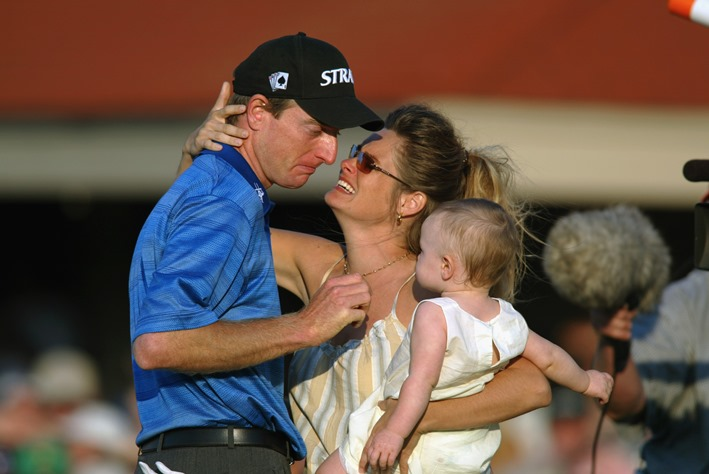 Jim Furyk family