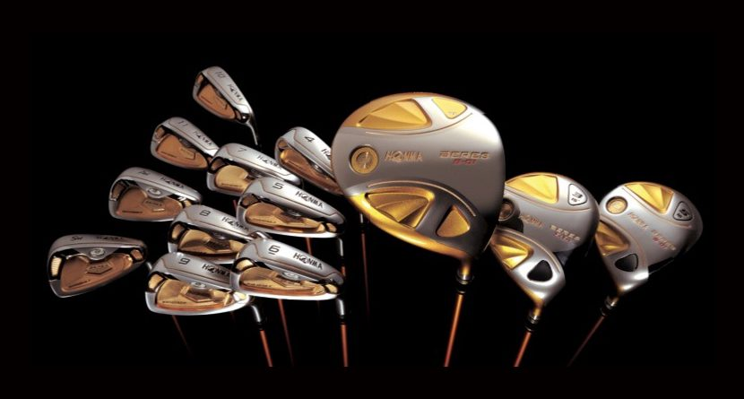 The World's Most Expensive Golf Clubs?
