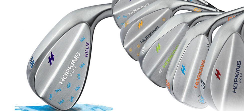 Hopkins Golf Explodes Onto Custom Wedge Market