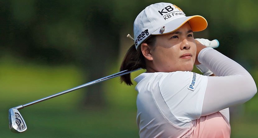 Is Inbee Park the Best Golfer in the World?