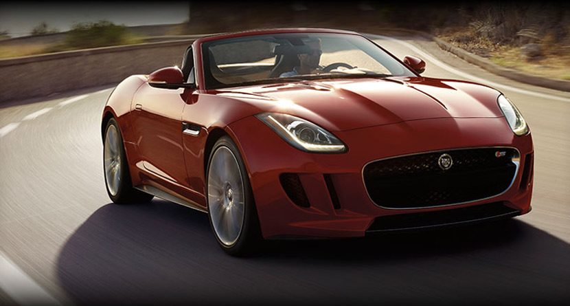 Mad Men & The Jaguar F-Type