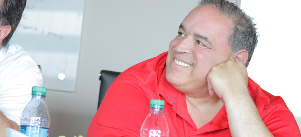 Back9 in 90 – Back9 Sit Down With Joey Gannascoli