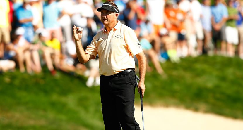 Ken Duke Is Newest First-Timer to Win at Travelers