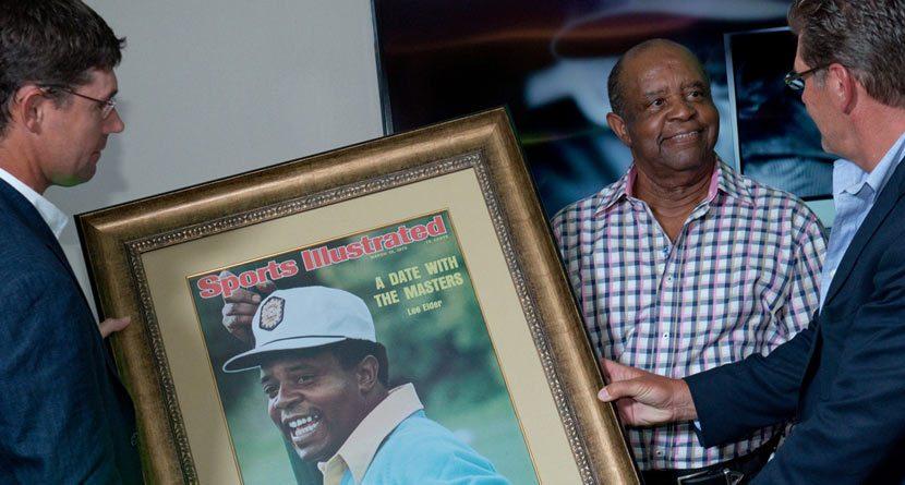 Back9Network Honors Golf Legend Lee Elder