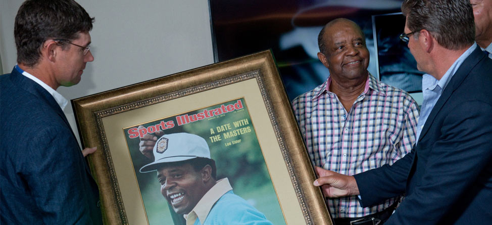 Back9Network Honors Golf Legend Lee Elder