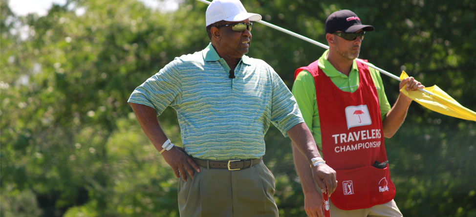 Lee Elder and The First Tee Make A Dream Come True