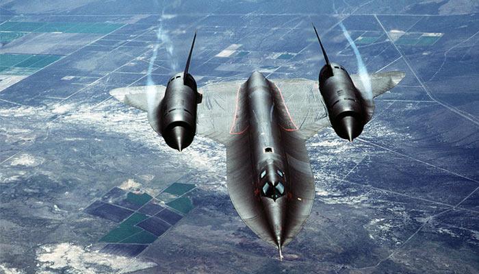 LockheedBlackbird
