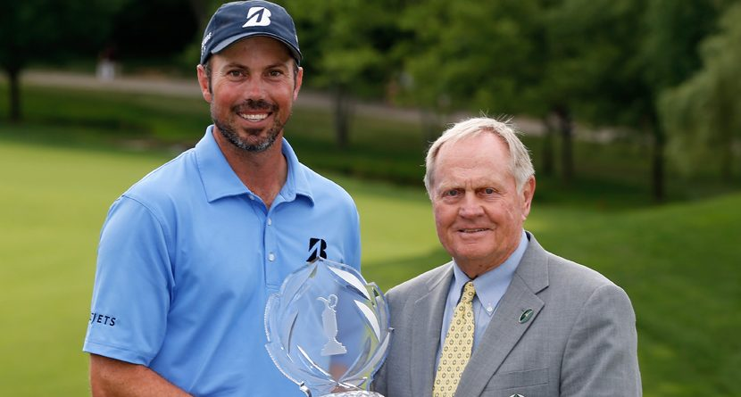 Memorial Recap: Kuchar Shows Respect, Woods Struggles