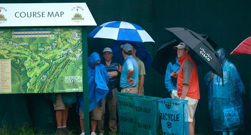 U.S. Open Weather Should Be No Surprise