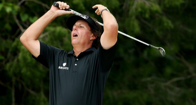 Mickelson Wants Career Grand Slam, Reduces Schedule