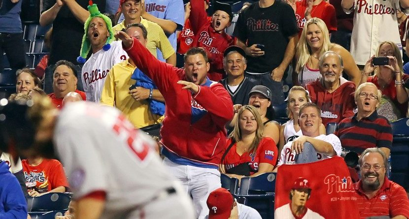 9 Memorable Moments From Philly Sports Fans