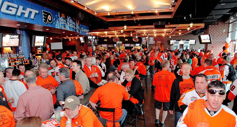 #Back9Philly: Philly Sports Bars