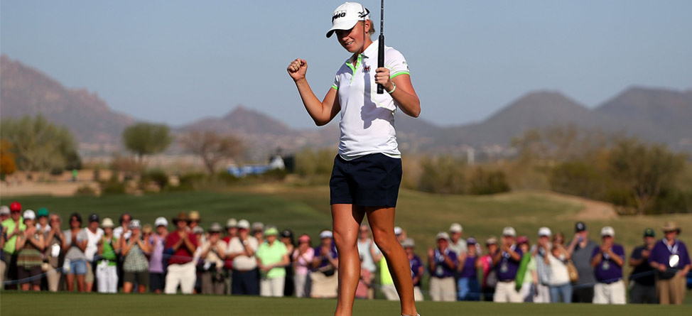 Stacy Lewis: Battling to be the Best