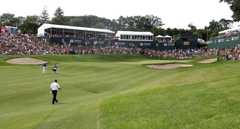 What It Takes To Win: Travelers Championship At TPC River Highlands