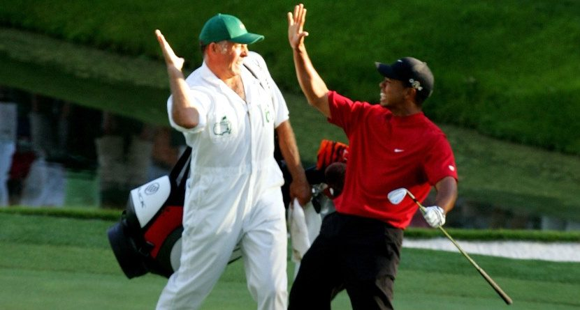 Steve Williams Says He Would Caddie For Tiger Again