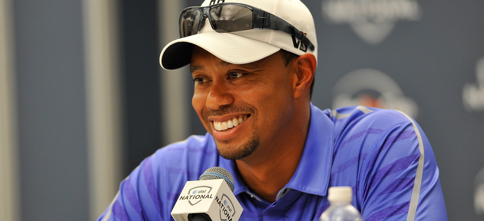 Tiger Woods Says Elbow Will Be 'Good Enough' For British Open
