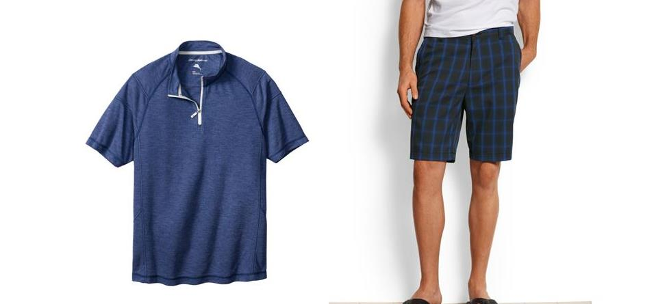 Threading The Needle: Tommy Bahama Golf Apparel