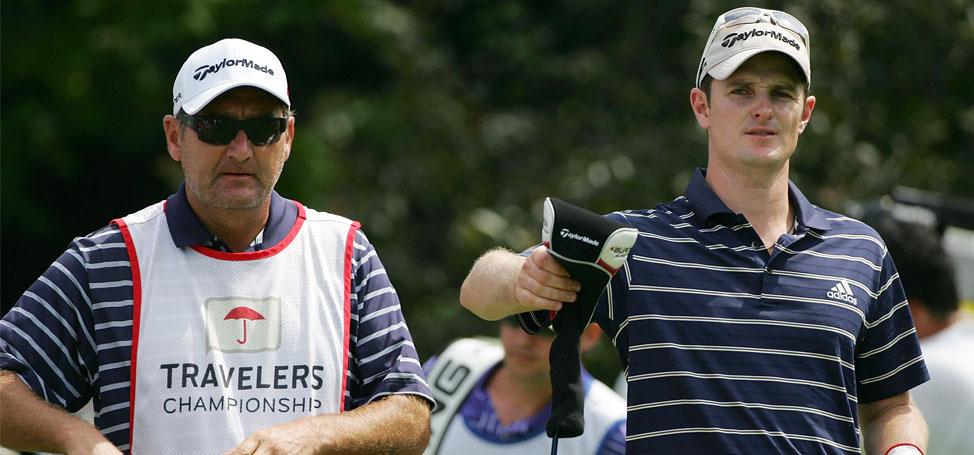 2013 Travelers Championship Round 2 Pairings