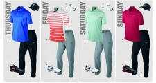 Nike Golf Unveils U.S. Open Looks