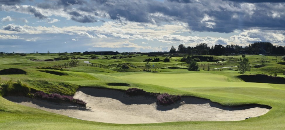 PGA National Russia Enhances Russian Golf