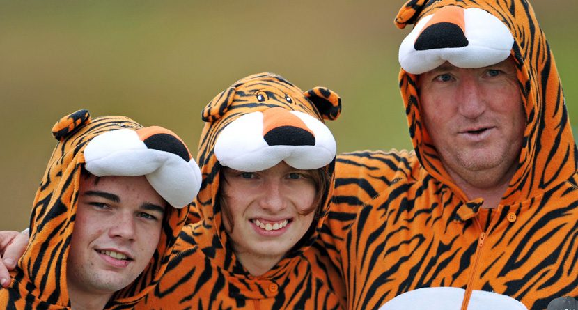 Open Safari: 5 Species of Fans You'll Spot at Muirfield