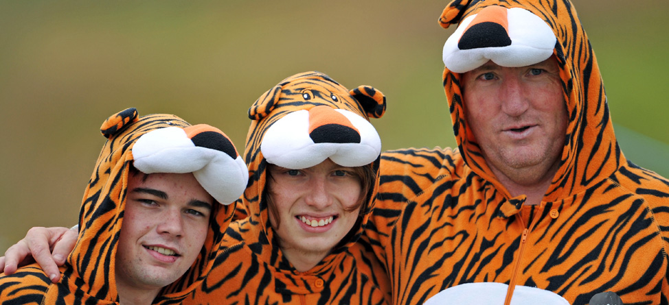 Open Safari: 5 Species of Fans You'll Spot at Muirfield