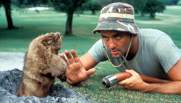 See the Home of Caddyshack