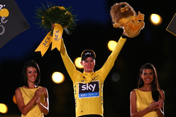 Chris Froome 600x400