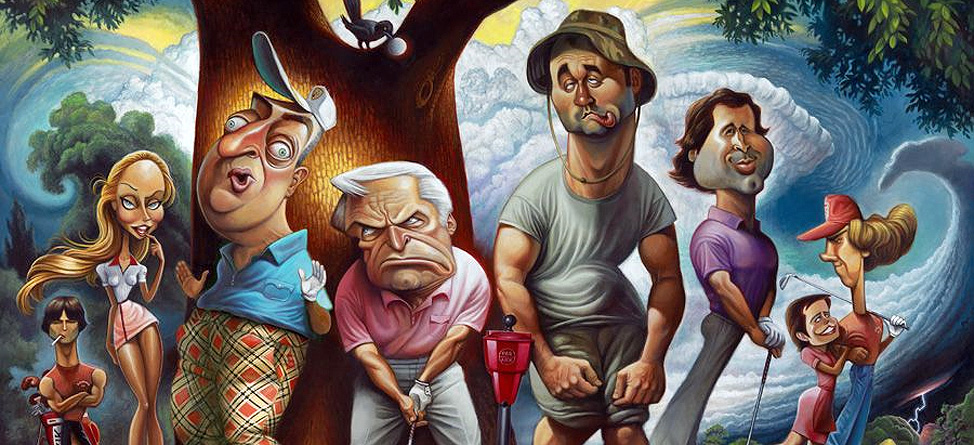 Top 9 Caddyshack Gifts