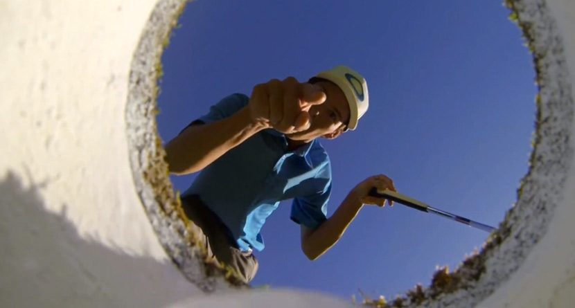 GoPro Cameras Take Golf by Storm