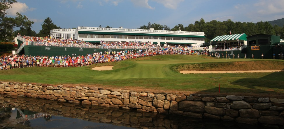 What it Takes to Win: Greenbrier Classic at Old White TPC