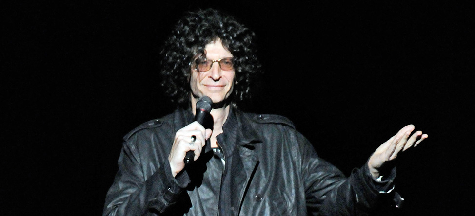Is Howard Stern the King of All Drives?