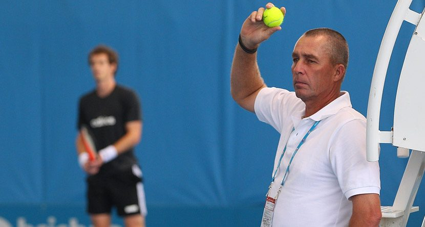 CT Open Championship:~Ivan Lendl