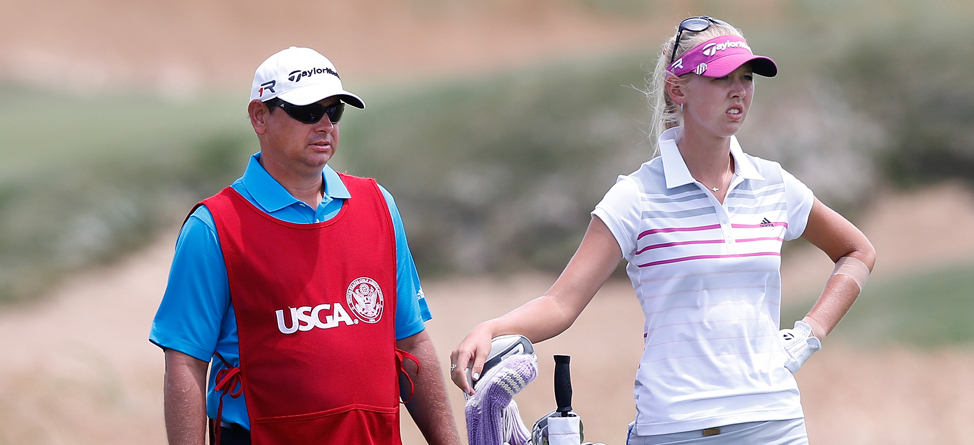 Jessica Korda Fires Caddie During U.S. Open