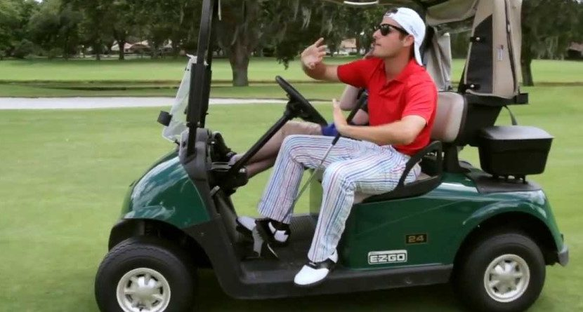 Is 2013 the Year of the Golf Music Video?