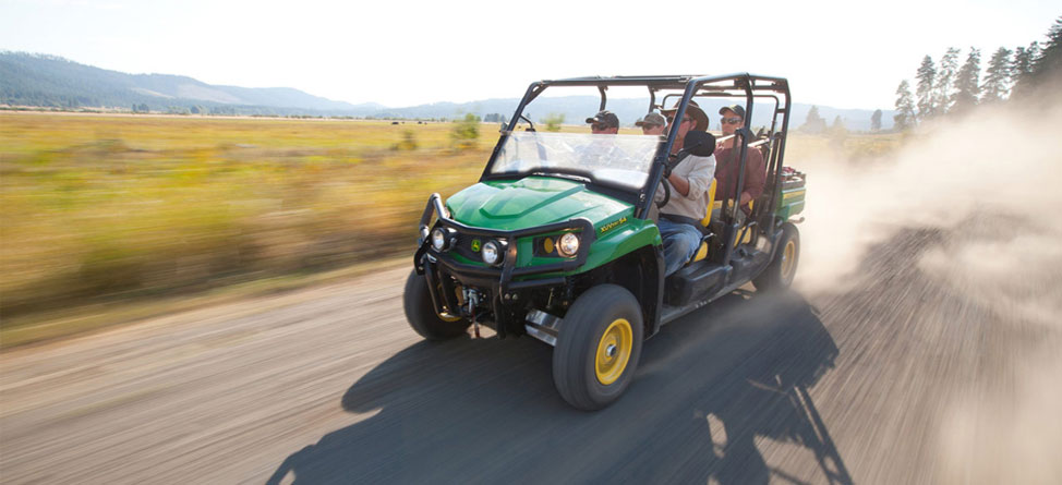 5 Reasons Why John Deere Is Like A Lexus