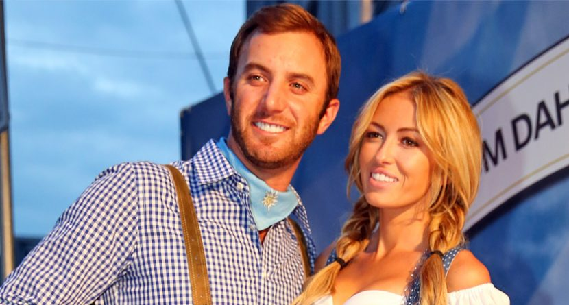 What Would Golf's Power Couple Babies Look Like?